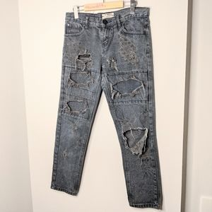 One x one teaspoon awesome baggies jeans size 26